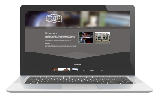 webdesign - tom beckers